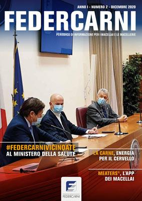 Rivista Federcarni anno I numero 2 dicembre 2020